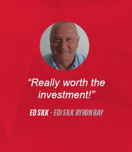 Ed Silk, Ed Silk