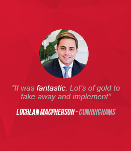 Lochlan Macpherson, Cunninghams