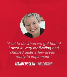 Mandy Doolan, Toop&Toop