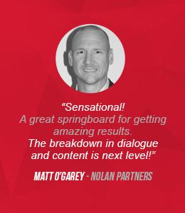 Matt O'Garey, Nolan Partners
