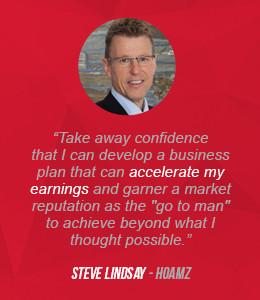 Steve Lindsay, Hoamz Ltd